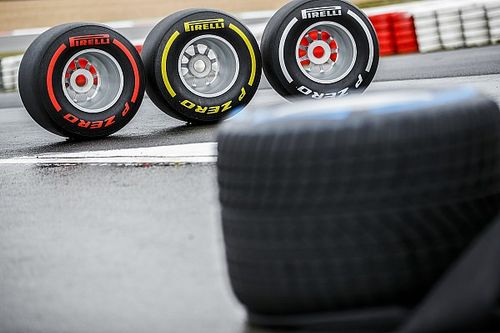 Pirelli granted F1 contract extension until 2024
