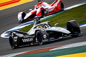 Valencia E-Prix: Vandoorne pips Da Costa to Mercedes' third pole