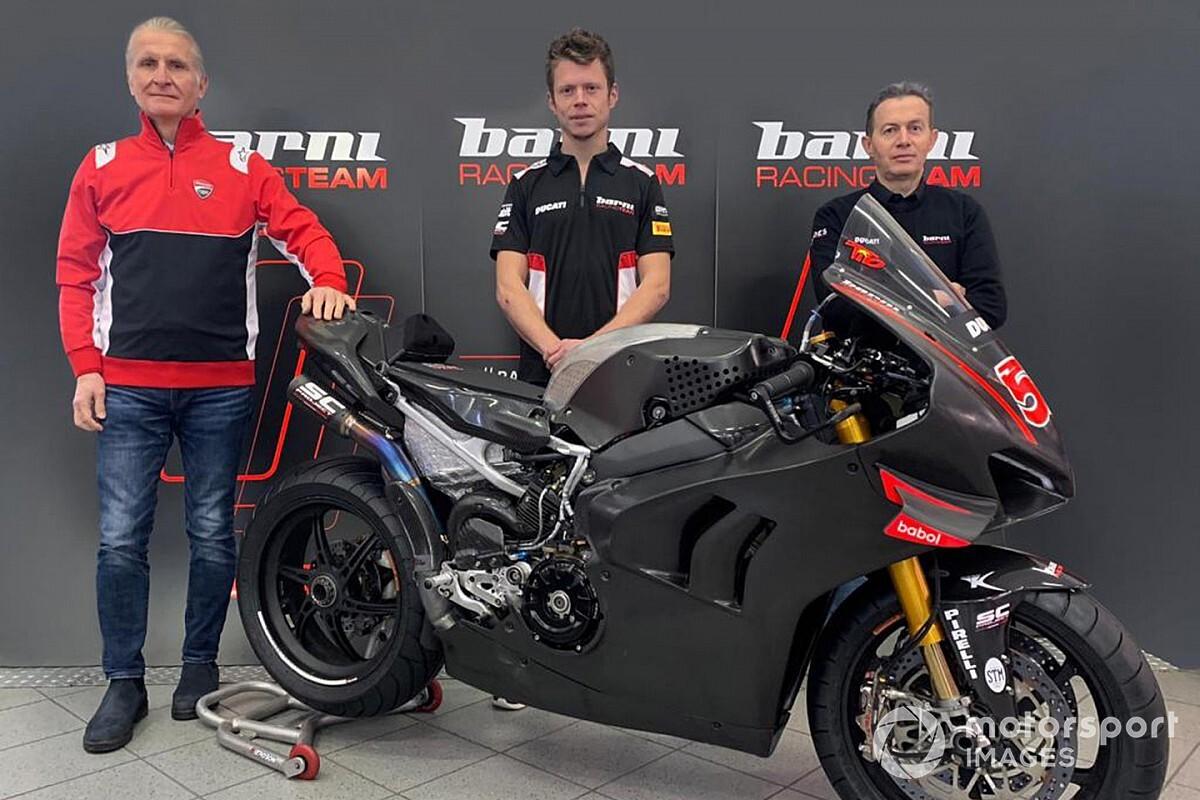 """Rabat: """"Voglio mostrare tutto il mio potenziale in Superbike"""""""