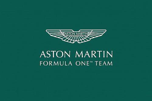 LIVE - Suivez la présentation de l'Aston Martin AMR21