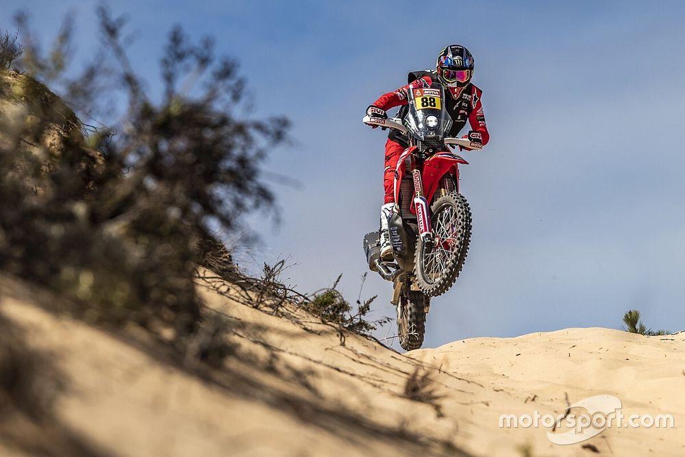 Barreda: Dakar 2021 could be my last on two wheels