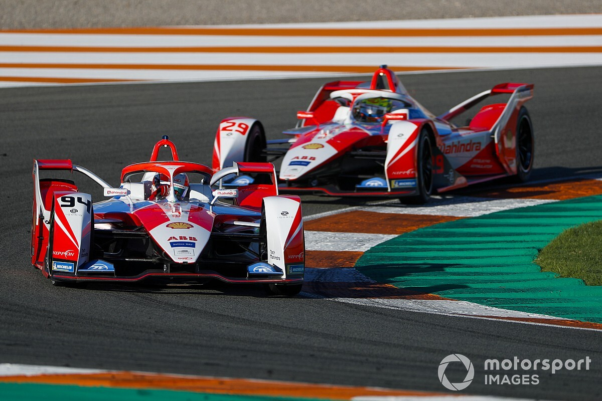 Mahindra becomes Formula E's first net carbon neutral team