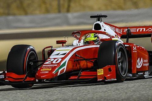 Шумахер стал чемпионом Формулы 2, не взяв очков в последней гонке