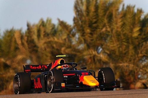 Daruvala leads Shwartzman on Day 2 of Bahrain F2 testing