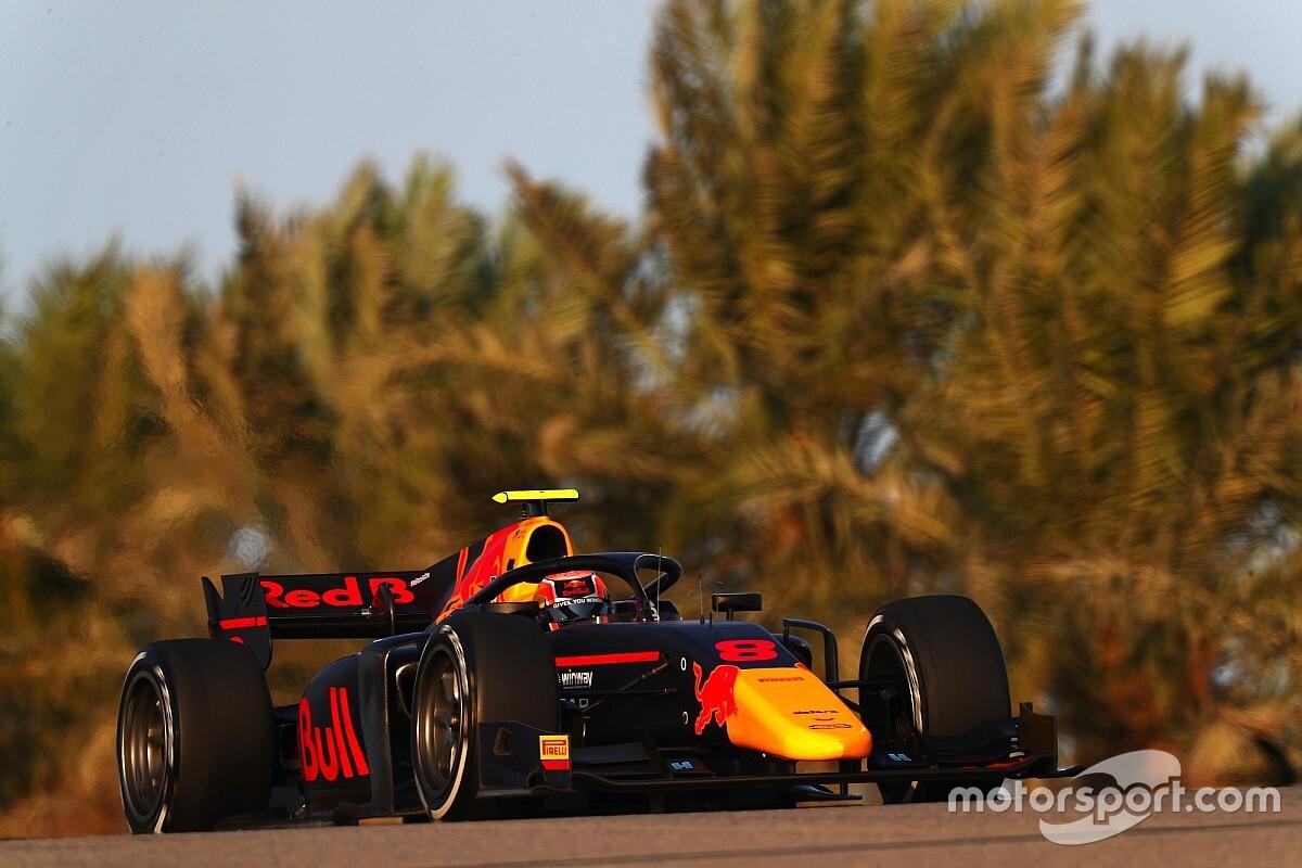 Bahreyn F2 testi 2. gün: Daruvala yine lider, Shwartzman ikinci!