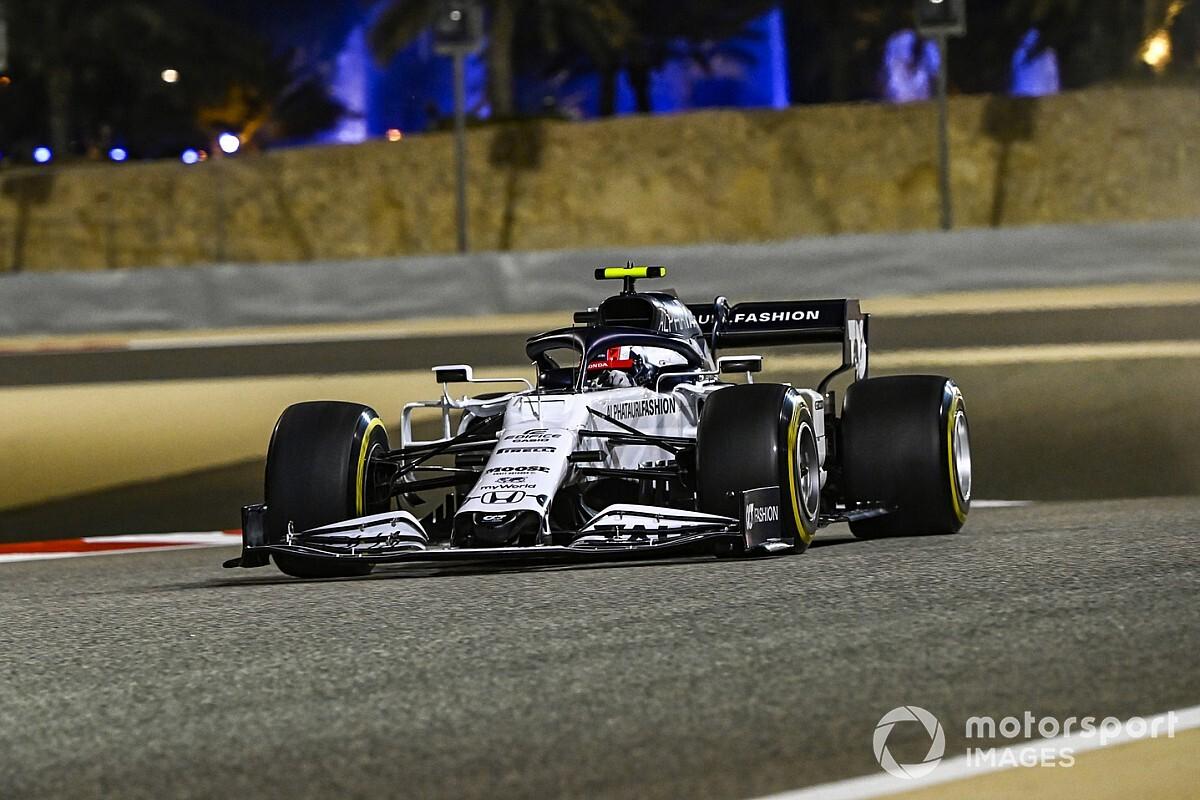 F1サクヒールFP3速報:フェルスタッペンがトップ。ガスリー3番手