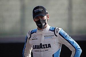Russell se topó con la dura realidad en su vuelta a Williams F1