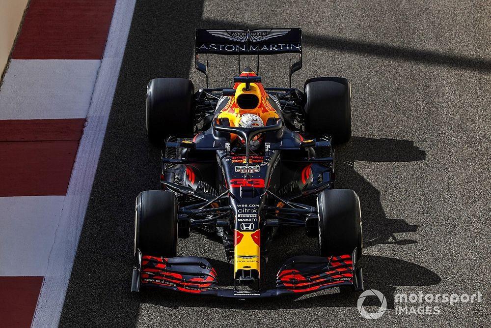El Red Bull F1 de 2021: solo un 60% igual que el de 2020