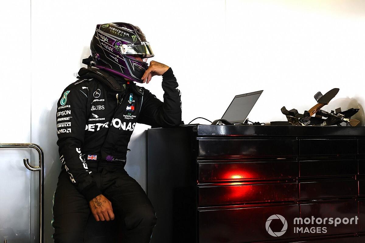 Hamilton aceptaría la duración del contrato que propone Mercedes