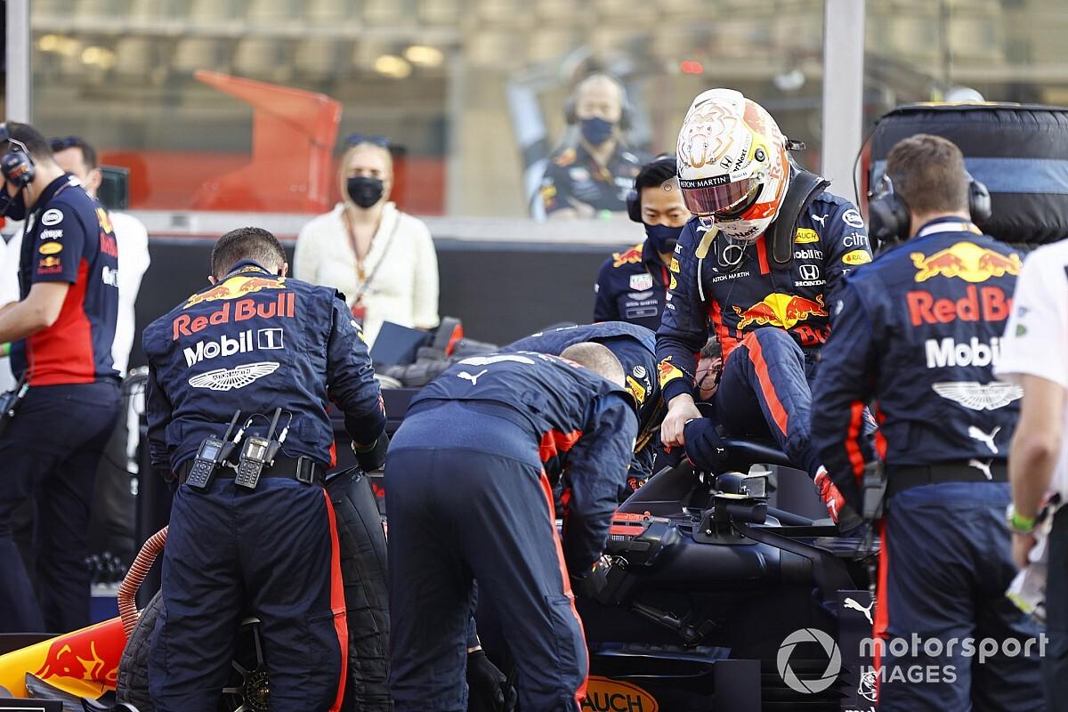 Hamilton még sosem merült ki ennyire, Verstappen örült, hogy végre ő diktálhatta a tempót