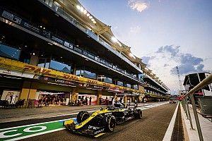 Las posibles estrategias de neumáticos para Abu Dhabi
