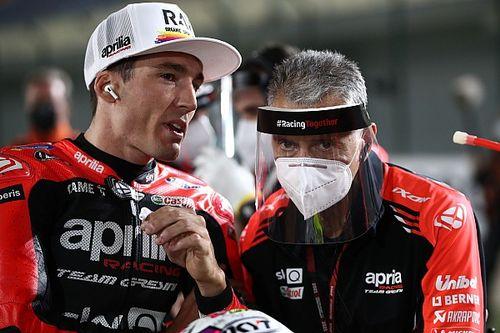 Aleix Espargaro Kejar Podium Pertama Aprilia di MotoGP dalam Dua Dekade