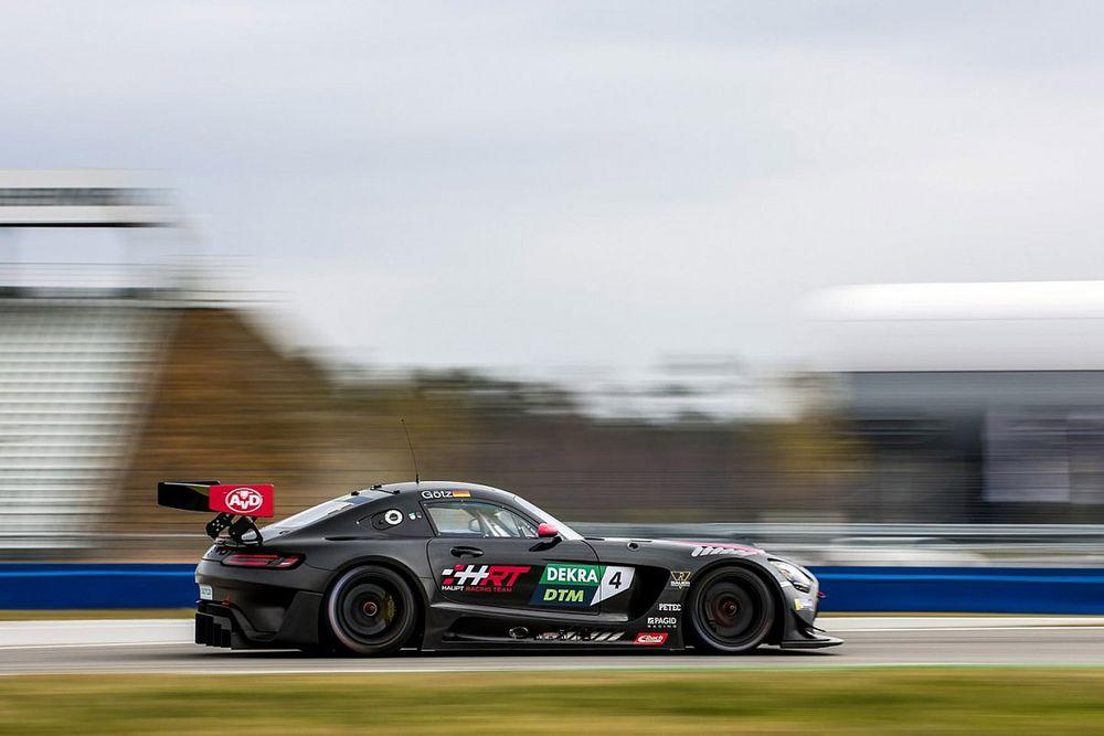 Mercedes lideró primer día de test de la nueva era del DTM