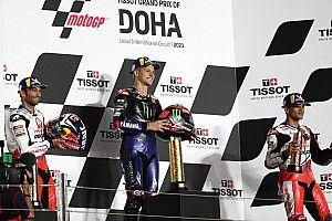 Estado del campeonato tras el GP de Doha de MotoGP