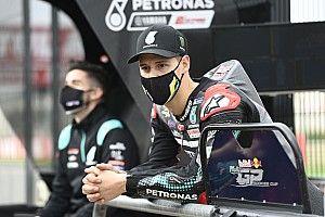 Quartararo wil tijdens Portugese GP aan zichzelf werken