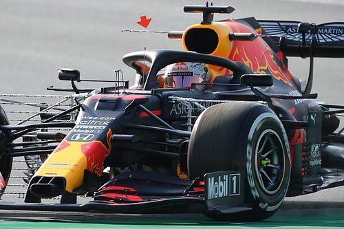 Red Bull: quanti sensori sulla RB16 pensando al 2021