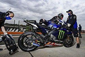Les pilotes Yamaha inquiets de devoir garder la même moto en 2021