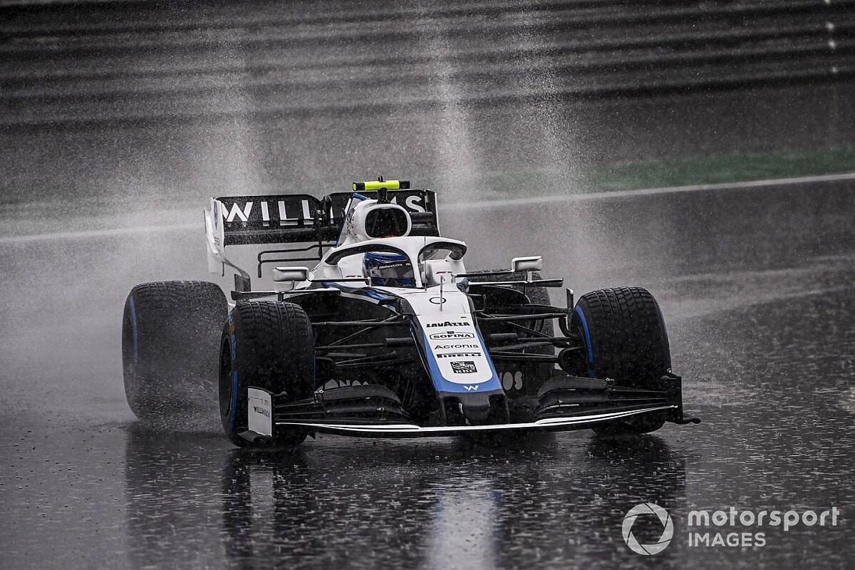 """Latifi: """"2021'de Williams'tan büyük bir adım beklememek gerekiyor"""""""