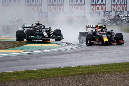 Knife-edge F1 battle risks Red Bull/Mercedes development war