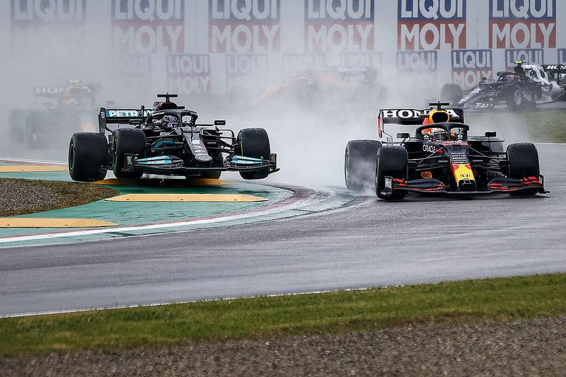 Ten things we learned from F1's 2021 Emilia Romagna GP
