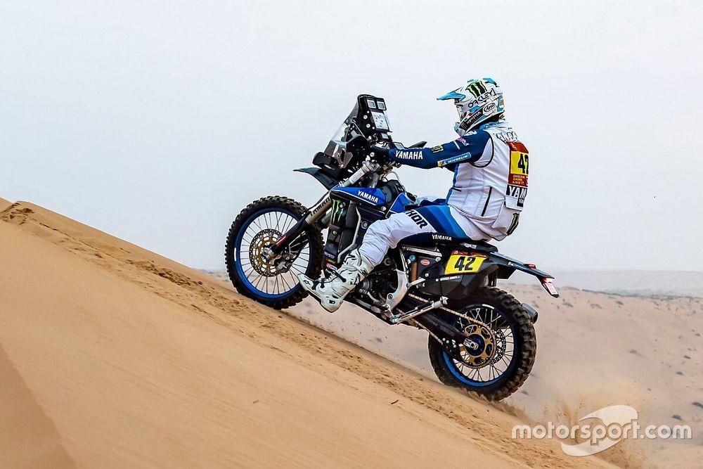 Yamaha Sisakan Adrien van Beveren
