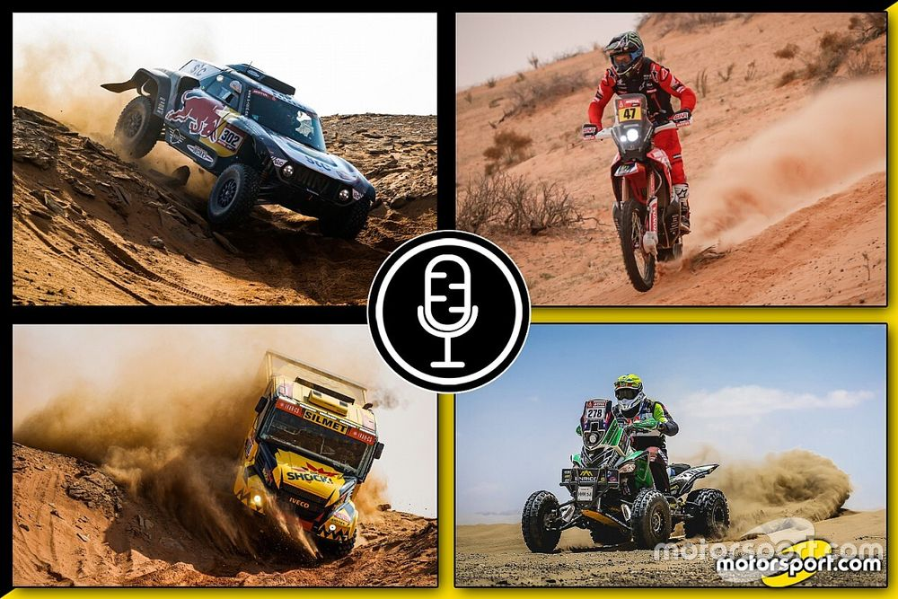 "Podcast Dakar: ""Dune Mosse"" - Tappa 9"