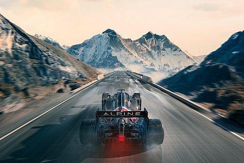 ¡Alpine ya tiene fecha de presentación del coche de Alonso para la F1 2021!