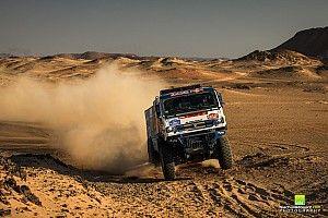 Dakar, Camion, Tappa 11: Shibalov raddoppia, Macik quarto