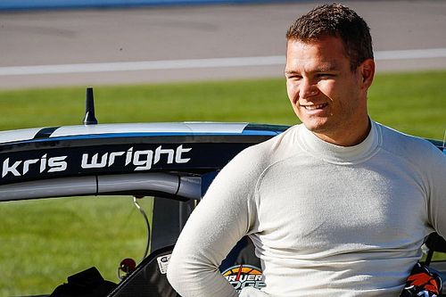Kris Wright added to Sam Hunt Racing Xfinity lineup