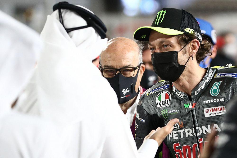 Disponsori Aramco, VR46 Siap Debut di MotoGP 2022