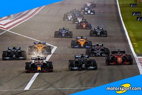 GP Bahrain: il video riassunto della gara