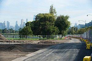 Nieuwe lay-out Albert Park brengt F1-rondetijden fors naar beneden