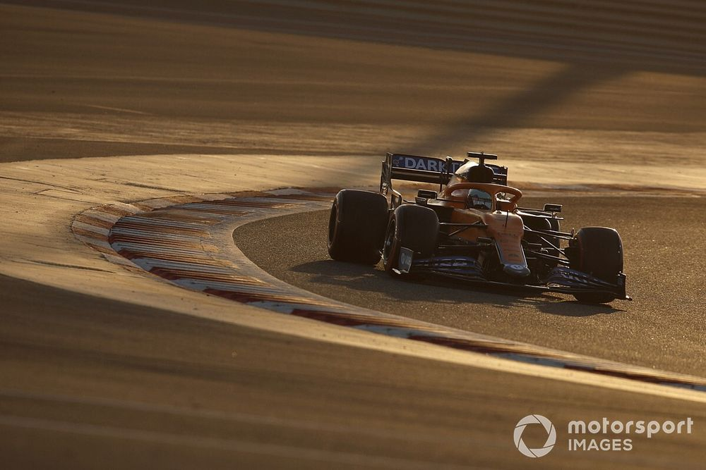 McLaren wants extended F1 testing programme in 2022