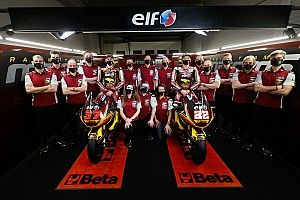 Moto2: Marc VDS presenta la squadra 2021 ed i nuovi colori