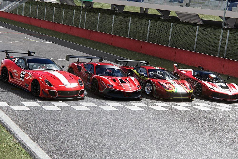 Por qué Ferrari se metió de lleno en el simracing