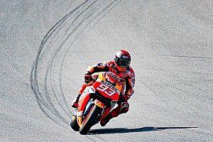 Quelles différences entre la RC213V-S testée par Márquez et sa MotoGP ?