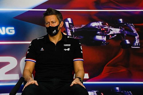 """Az Alpine """"üdvözli"""" az FIA szigorítását a guminyomással kapcsolatban"""