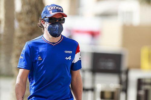 Alonso nie porzuci roweru