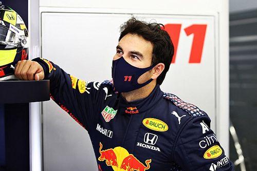 Pérez pone plazo de su adaptación al 100% a Red Bull