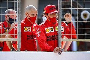 "Binotto: ""Sainz trae el aire fresco que necesita Ferrari"""