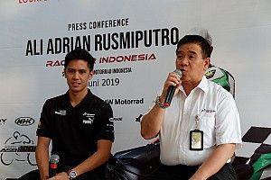 Dinilai berprestasi, Pertamina bangga dukung Ali Adrian