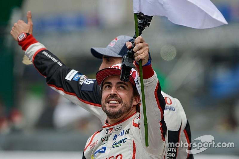 """Alonso: """"Sé lo que voy a hacer; siempre elegí dónde correr"""""""