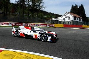 Alonso lidera una segunda sesión en Spa pasada por agua