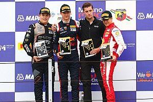 Petecof garante pódio na corrida 2 da F4 Italiana; última prova é cancelada