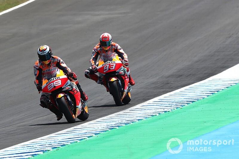 Lorenzo : Pas de peur avec la Honda, mais un manque de confiance