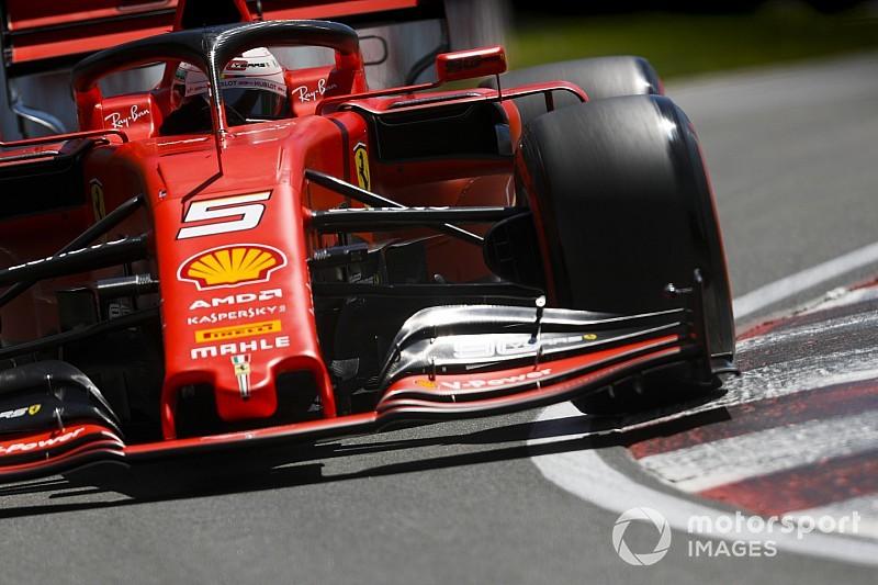 Video: Vettel ve Ferrari'nin pole pozisyonu sevinci