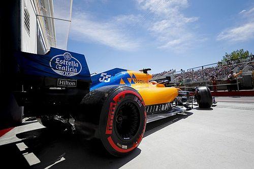 McLaren wypatruje sezonu 2020