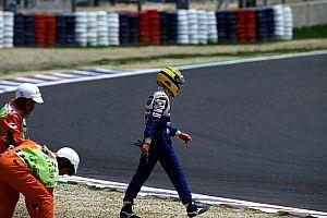 La última carrera de Senna antes del fatídico fin de semana de Imola