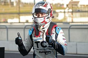 ナカジマレーシング完全復活!牧野任祐がデビュー戦でポール獲得の快挙達成