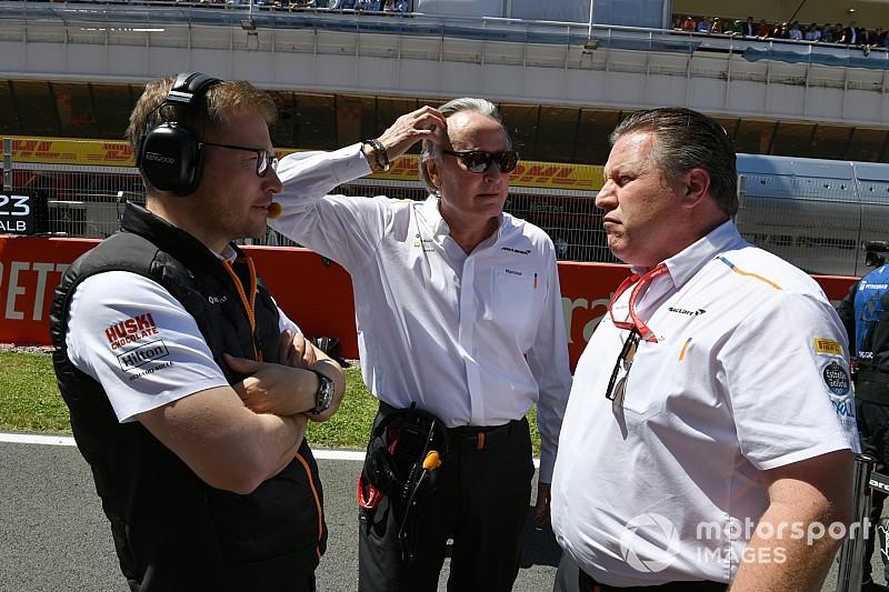A McLaren nem tesz le az Indy 500-ról